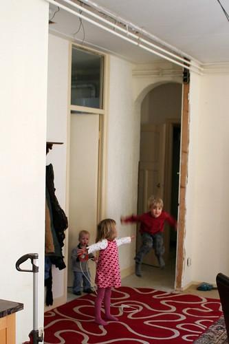 Dining Room Demolition - After