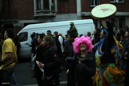 Le carnaval, c'est le moment de s'habiller coloré