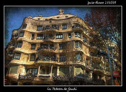 La Pedrera - Gaudi (Barcelona)