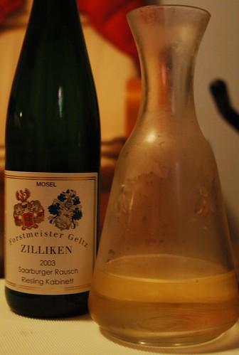 2003 Zilliken