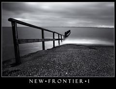 New Frontier I - Into The Unknown (Joel Tjintjelaar) Tags: longexposure blackandwhite bw holland pier blackwhite fences handrail pilings groynes newfrontier groins selenium donaldfagen aplusphoto scherpenisse blackwhitelandscape bw110nd tjintjelaar 10stopsndfilter jfksacceptancespeech1960 afrontierofunknownopportunitiesandbeliefsinperil westandattheedgeofanewfrontier—thefrontierofunfulfilledhopesanddreams