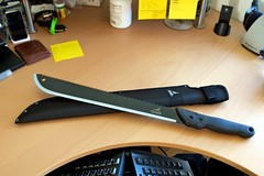 15 inch machete saw