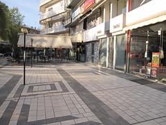 Glyfada athens Πλατεία Εσπερίδων Μάρτιος 2009