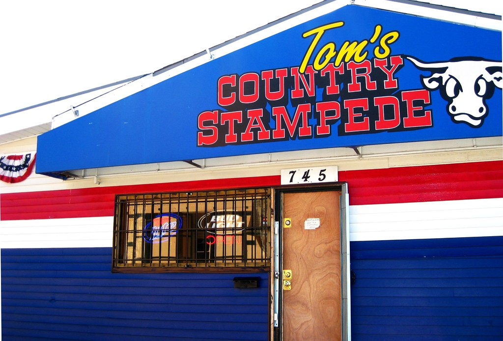 Tom's Country Stampede