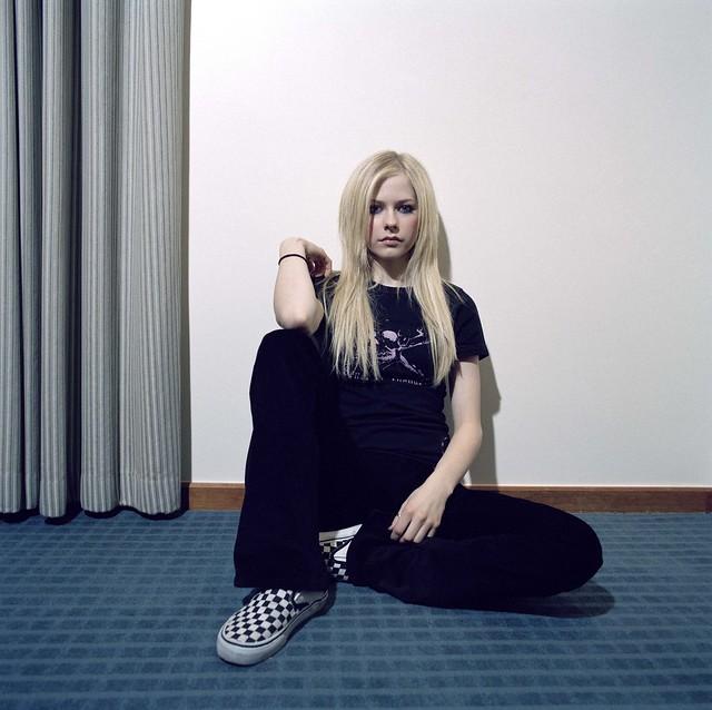 Avril Lavigne by Zlatanloveavril