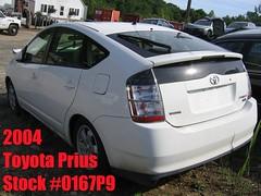 04 Toyota Pruis -stock #0167P9