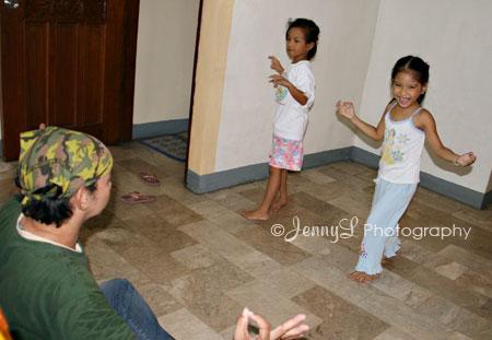 PROJECT 365: Jai Ho Dance Rehearsal