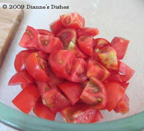 Gazpacho: Tomatoes