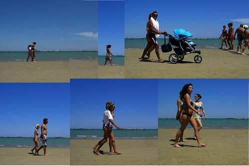 Tutti al mare tutti al mare ... quanto è bello passeggiare