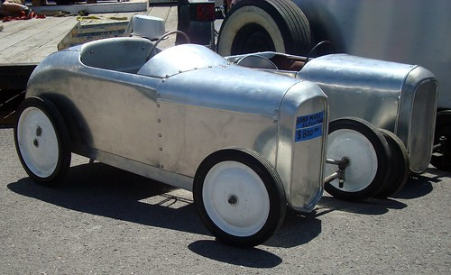 1932 Ford Roadster Pedal Car - a photo on Flickriver