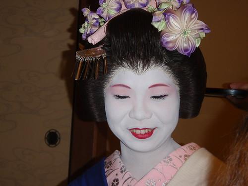 Geisha 20 años