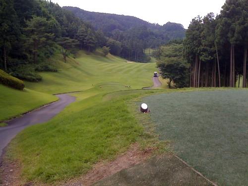 エヴァンタイユゴルフクラブ コース