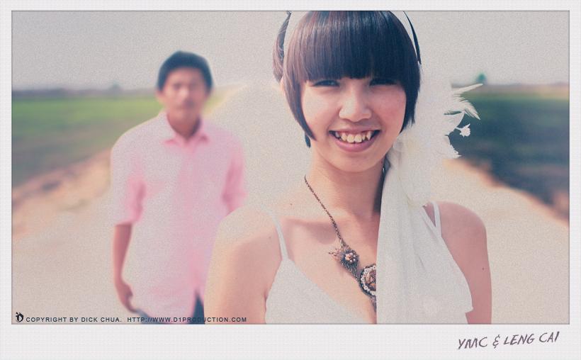 YMC & LengCai's Pre-wed