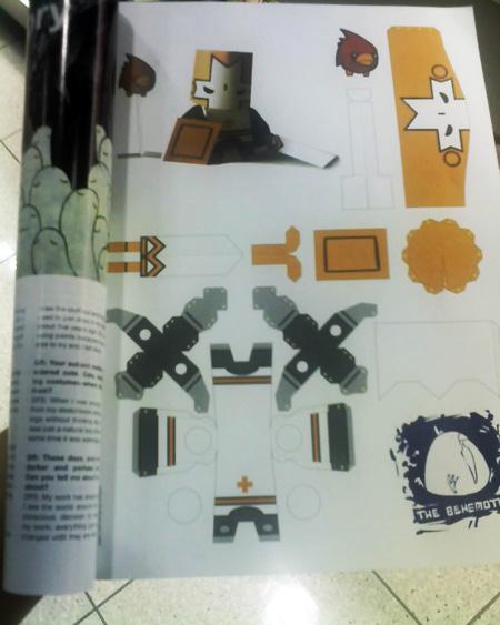 Giant Robot Magazine 02