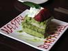 IMG_6308 (pdbg) Tags: seattle dinner dessert wasabibistro greenteatiramisu