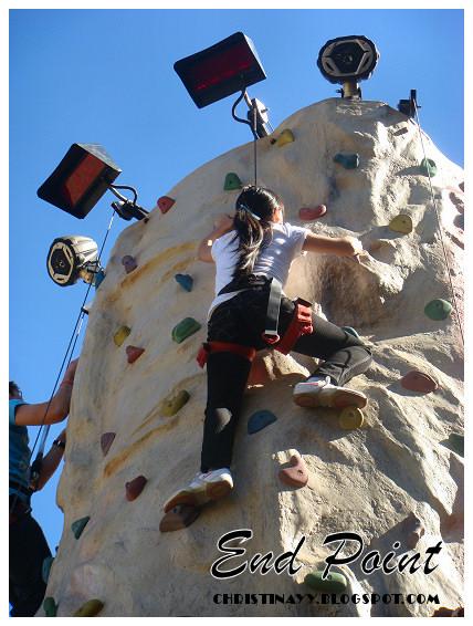 USQ Guild Fun Day: Rock Climbing
