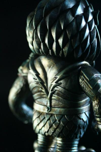 L'amour Supreme Bronze Patina Mongolion