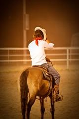 That bad? (Dan Ballard Photography) Tags: cowboy colorado western rodeo kidsrodeo