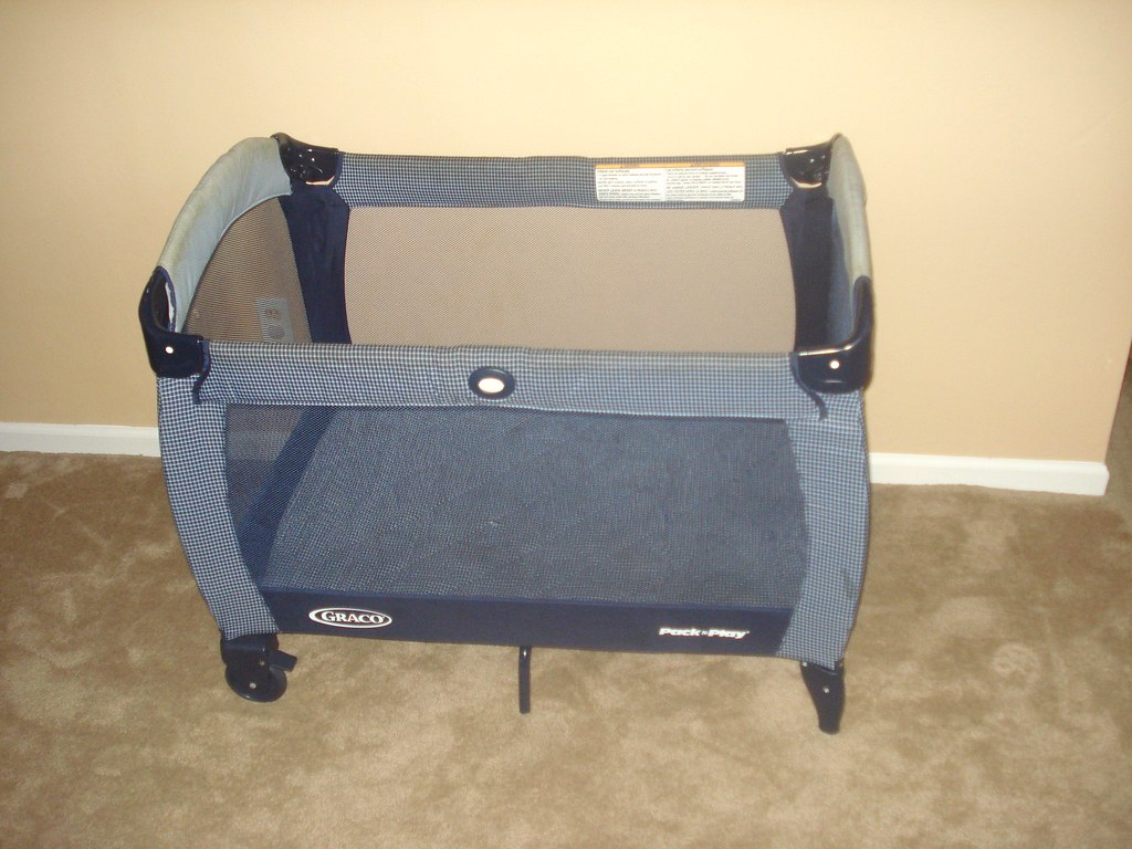 -SOLD!- 10.00 FIRM, AS IS GRACO PACK n PLAY!