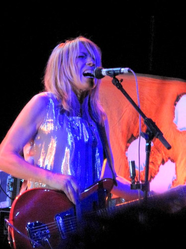 sonic youth at the fox theatre