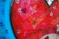 Chi Chi portrait - detail