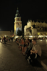 A trip to Cracow (pommeQuit.com) Tags: show poland polska krakow marketplace cracow oldtown marché cracovie rynek middleage spectacle pologne moyenage vieilleville