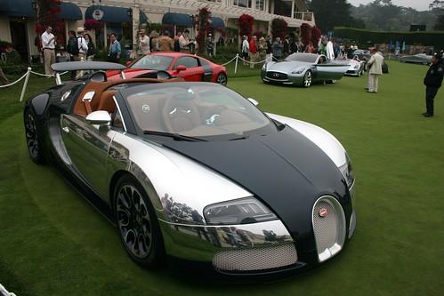 Bugatti Veyron 16.4 Grand Sport Sang Bleu. Bugatti Veyron 16.4 Grand