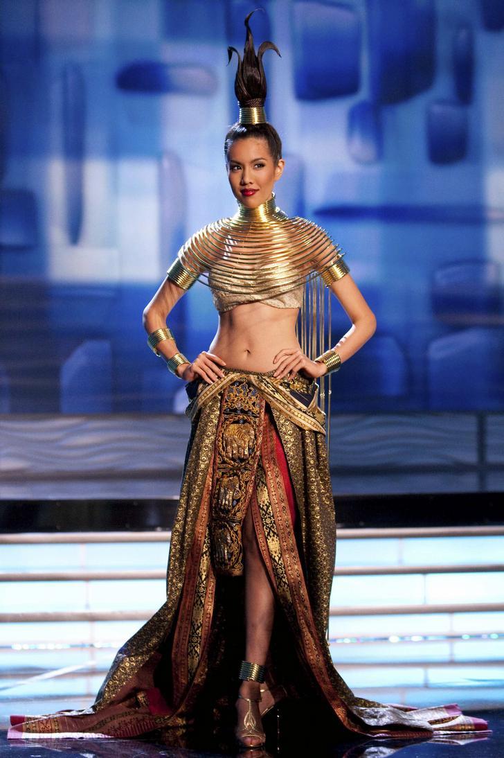 Traje Típico de Miss Tailandia
