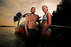 Malibu Boat Owners Bryan & Jenn Schuerman
