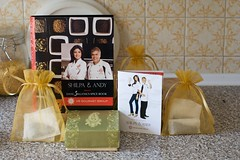 Shilpa Shetty and Andy Varma V8 Gourmet Group launch gifts (Kaustav Bhattacharya) Tags: cooking tea gourmet gifts packaging sweets recipes 500mm shilpa shilpashetty mitai gourmette andyverma v8gourmetgroup