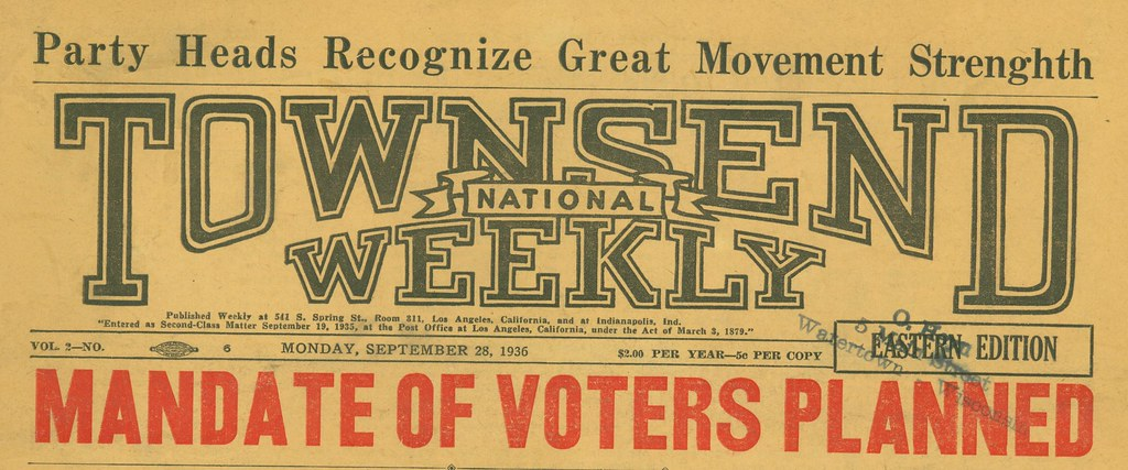 Townsend National Weekly (1936)