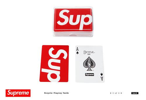 Supreme 09 A/W