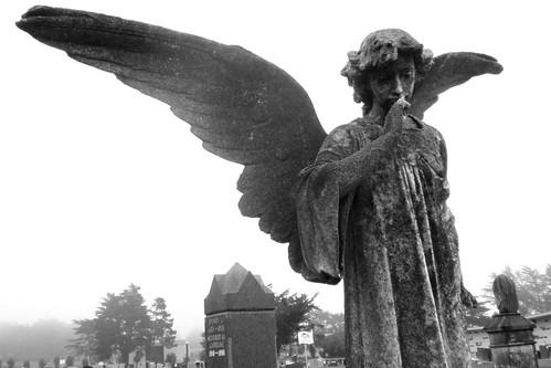 Angel 08 BW