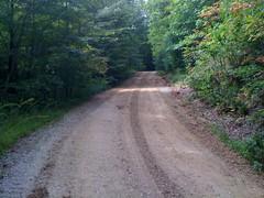 Endless Gravel roads