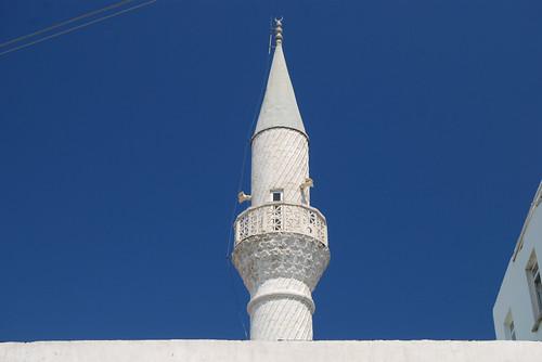 Mosque, Bodrum, Turkey