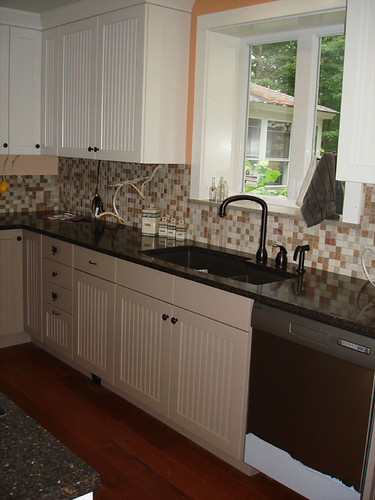 Good View Of Backsplash