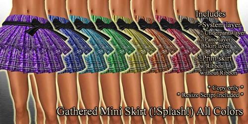 GS(Splash)-All Colors