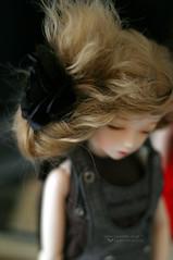 rie (jesmoth) Tags: may valentine bjd bluefairy tinyfairy