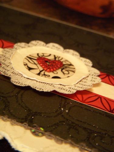 forever love handmade embellishment