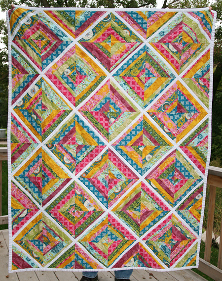 String Quilt front