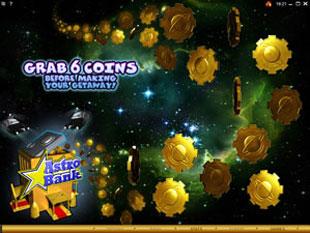 free The Great Galaxy Grab Bank Bonus Game