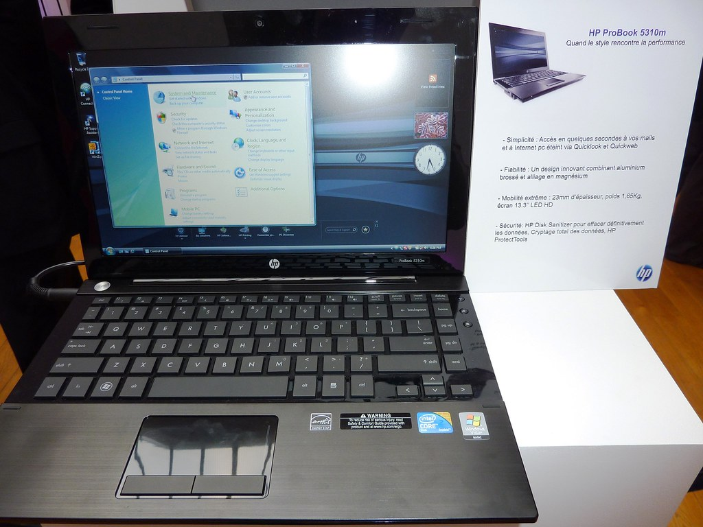 HP ProBook 5310m 1