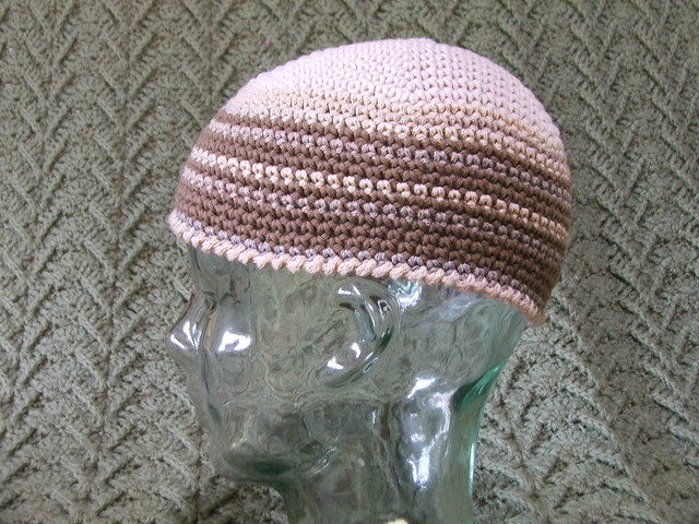FREE CROCHET SKULL CAP PATTERNS FREE PATTERNS