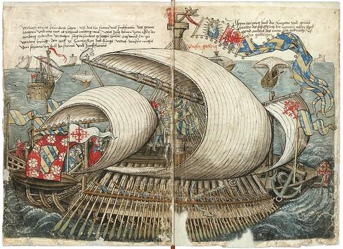 Konrad von Grünenberg - Beschreibung der Reise von Konstanz nach Jerusalem 1487