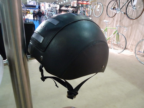 Kinky leather hard hat