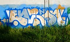 Enron (TheHarshTruthOfTheCameraEye) Tags: graffiti bay area nr enron