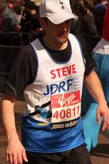 Virgin London Marathon 2010 (42run) Tags: 40811 lm10 42run