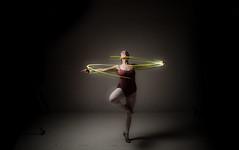Whirlwind of Lights (Ben Canales) Tags: longexposure light ballet lightpainting painting lights dance ballerina dancing traditional dancer tights step strobe bencanales