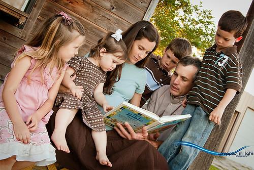 13-   Family Reading 1