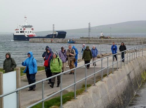 Ferry at Egilsay